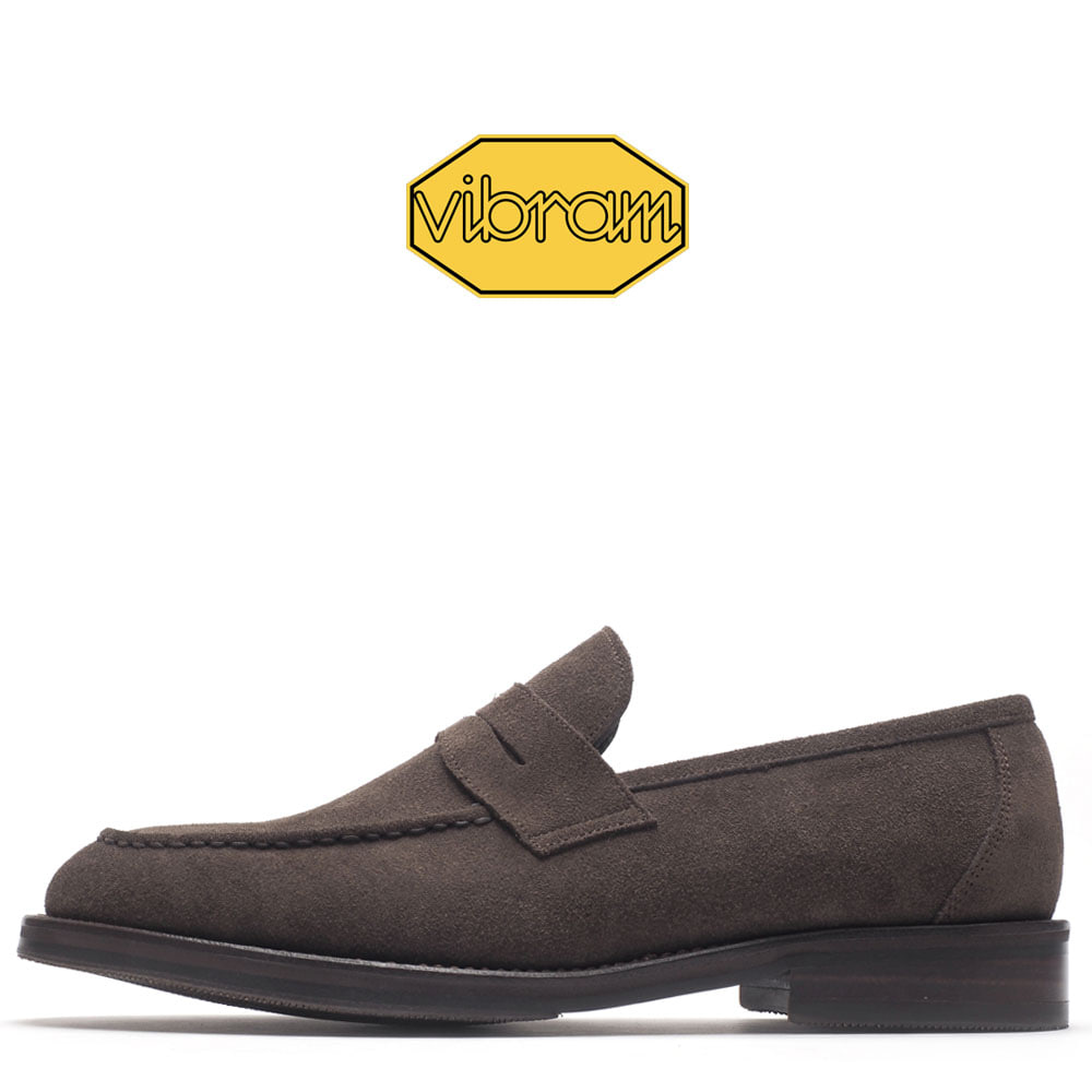 2028-06 / Deep Brown Suede / Vibram 02 / G3
