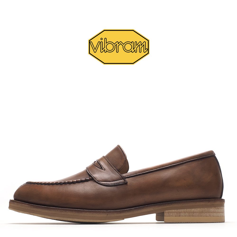 2052-06 / Brown Tanning / Vibram 01 / G3