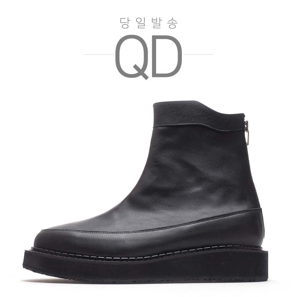 Quick Delivery 2264-01 / Black Minktan CB / Vibram 08 / 001