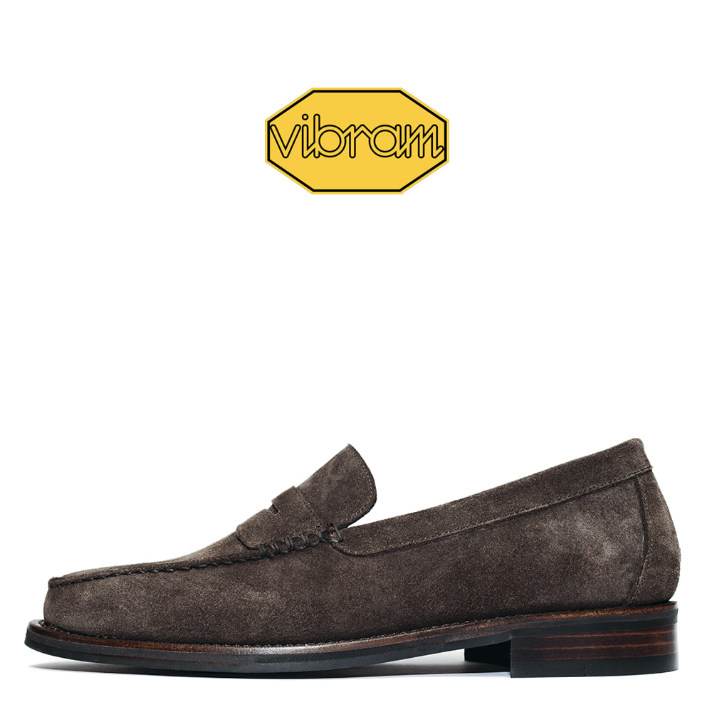 8012-01 / Deep Brown Suede / Vibram 02 / 2012