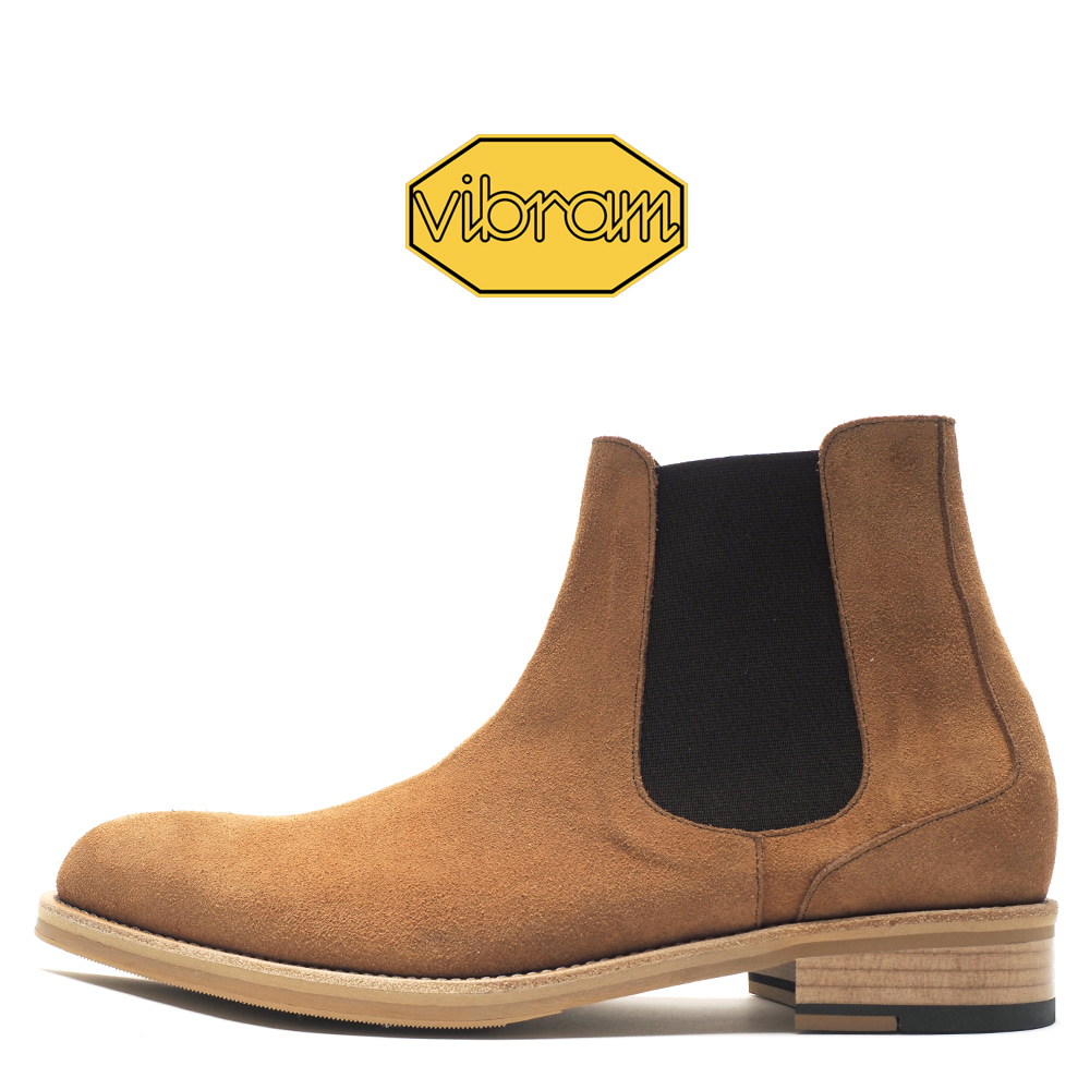 9003-13 / Light Brown Suede / Vibram 01 / 21