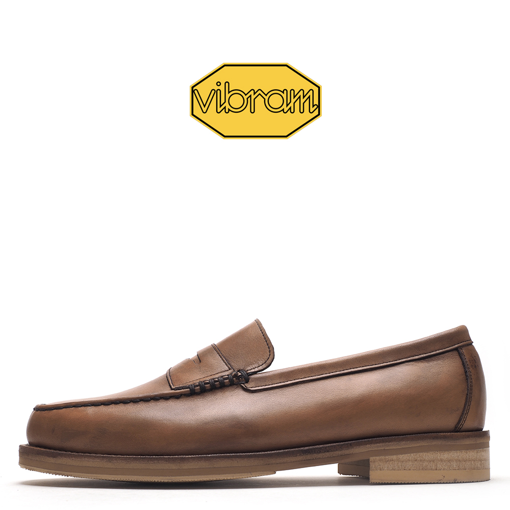 8012-34 / Brown Tanning / Vibram 01 / 2012