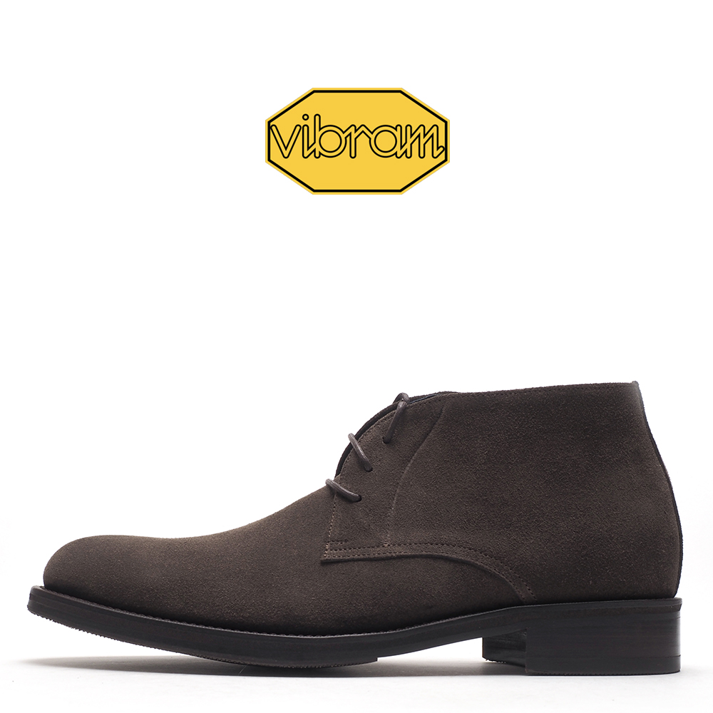 9001-02 / Deep Brown Suede / Vibram 02 / 21