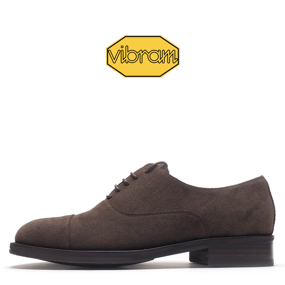 7006-02 / Deep Brown Suede / Vibram 02 / B2