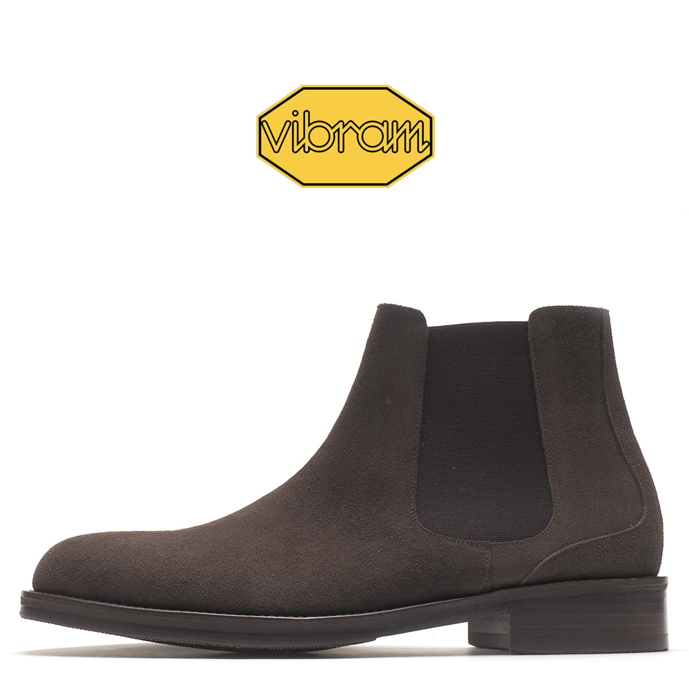 9003-09 / Deep Brown Suede / Vibram 02 / 21