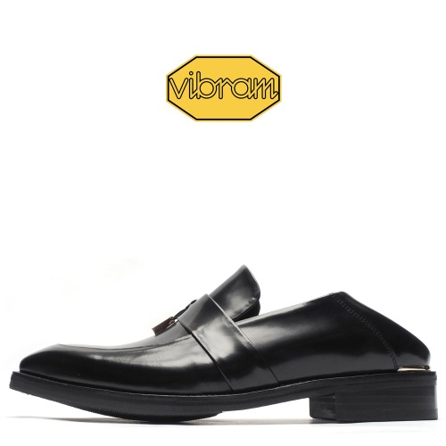 Babouche 4012-01 / Black CR Box / Vibram 05 / A2