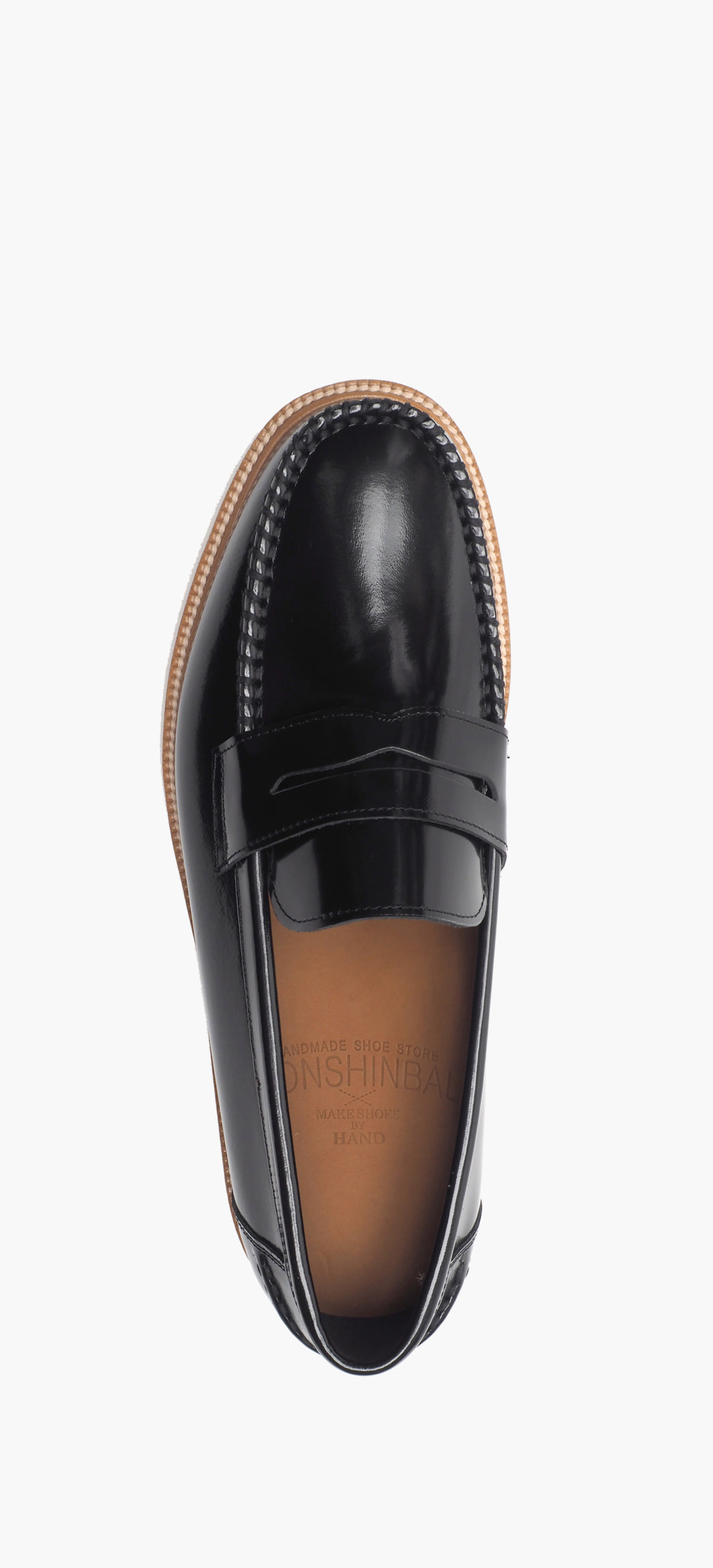 Penny Loafer 2220-04 Black CR Box