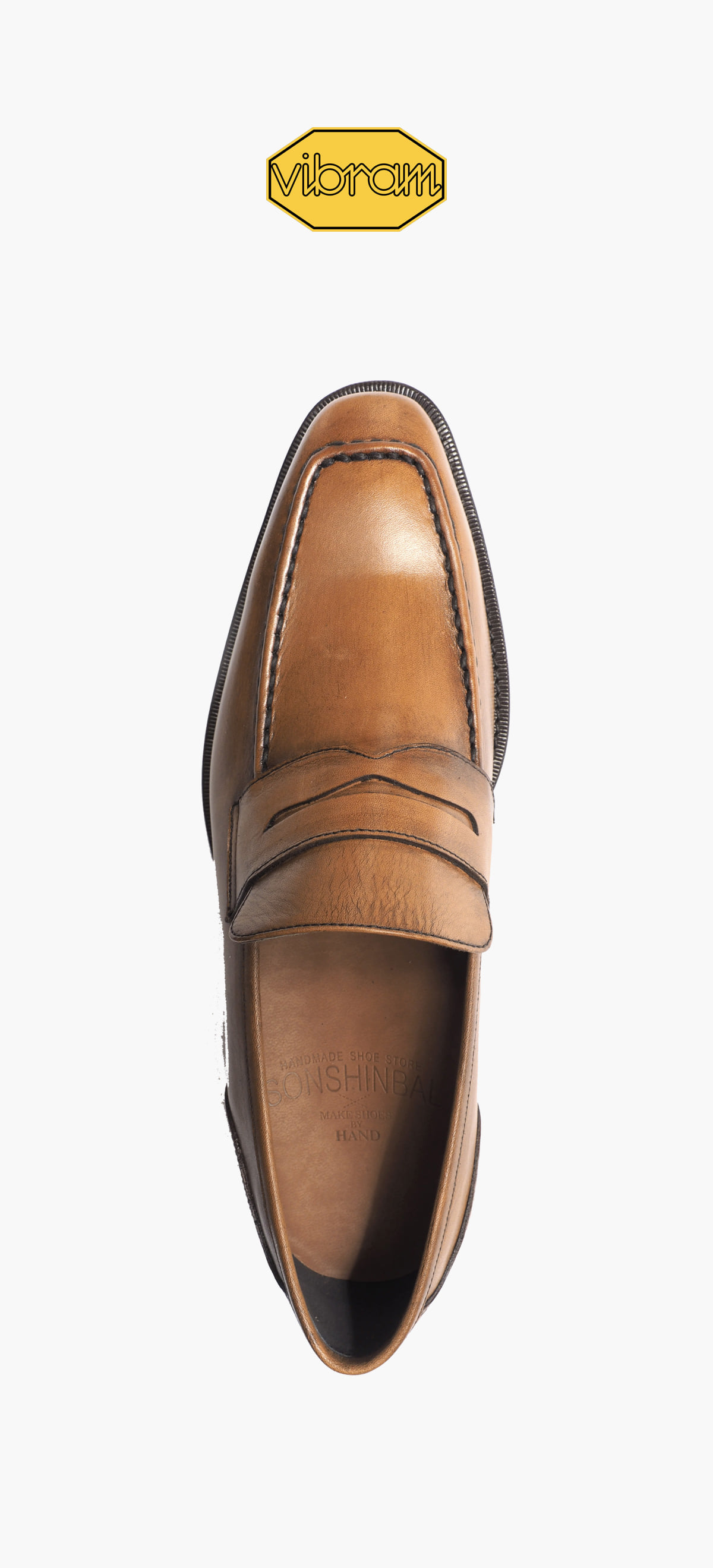 Penny Loafer 2026-02 Brown Tanning