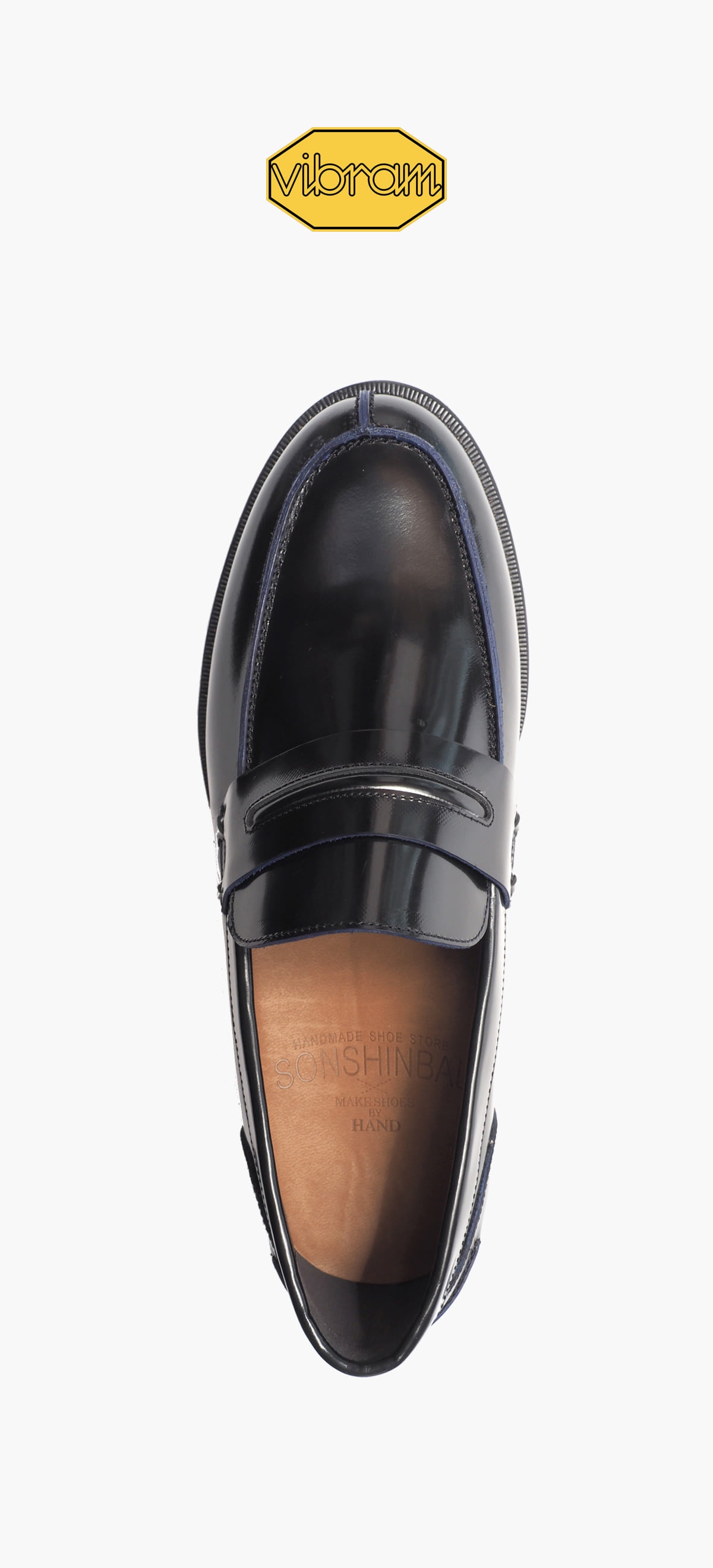 Penny Loafer 2224-01 Black Box