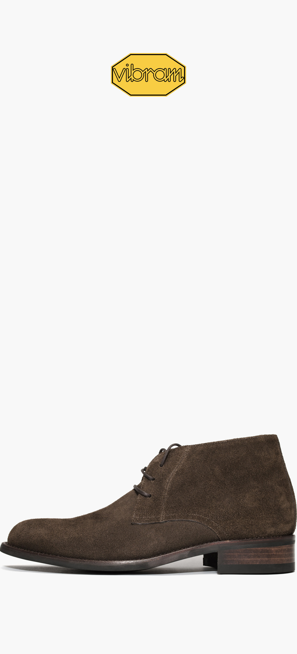 Chukka Boots 9001-02 Deep Brown Suede 20%Sale