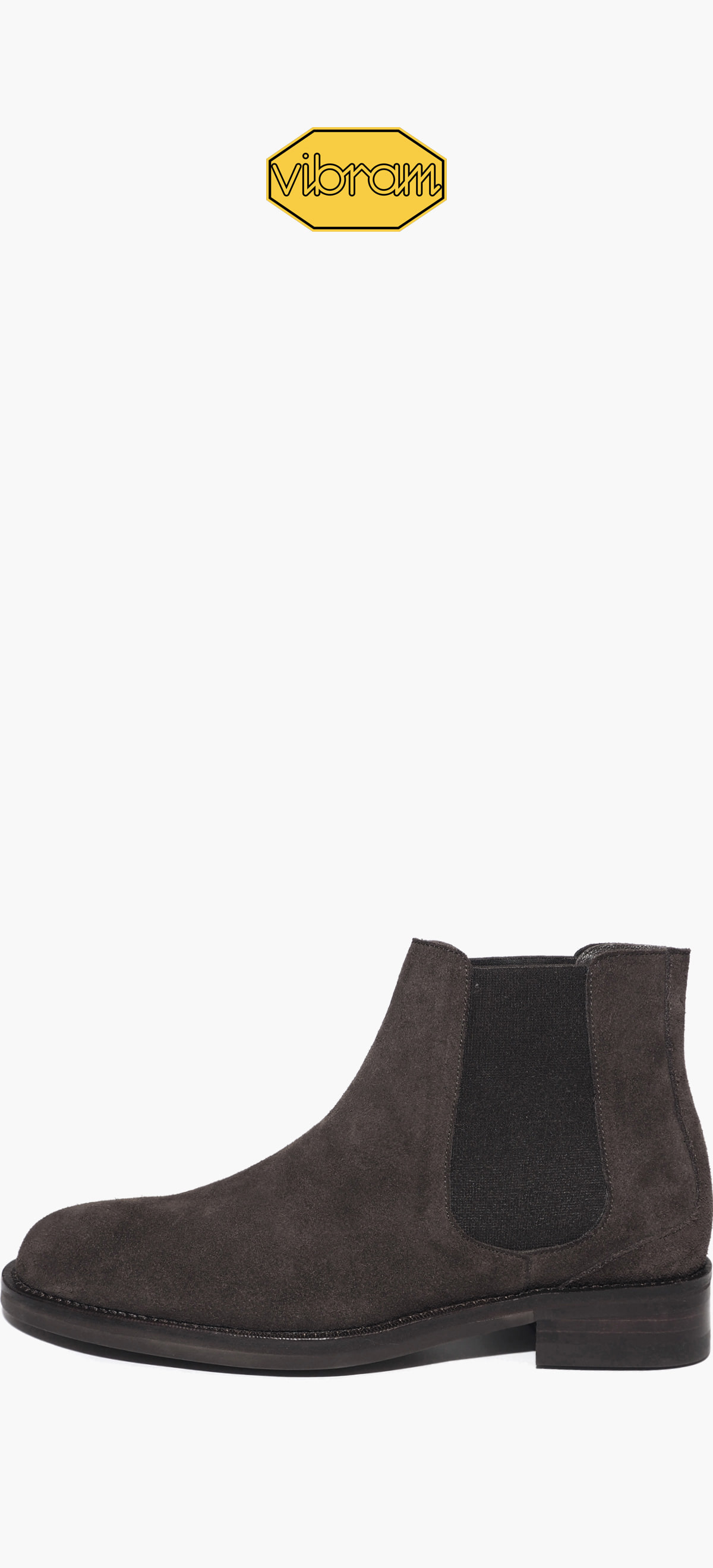 Chelsea Boots 9003-09 Deep Brown Suede 20%Sale