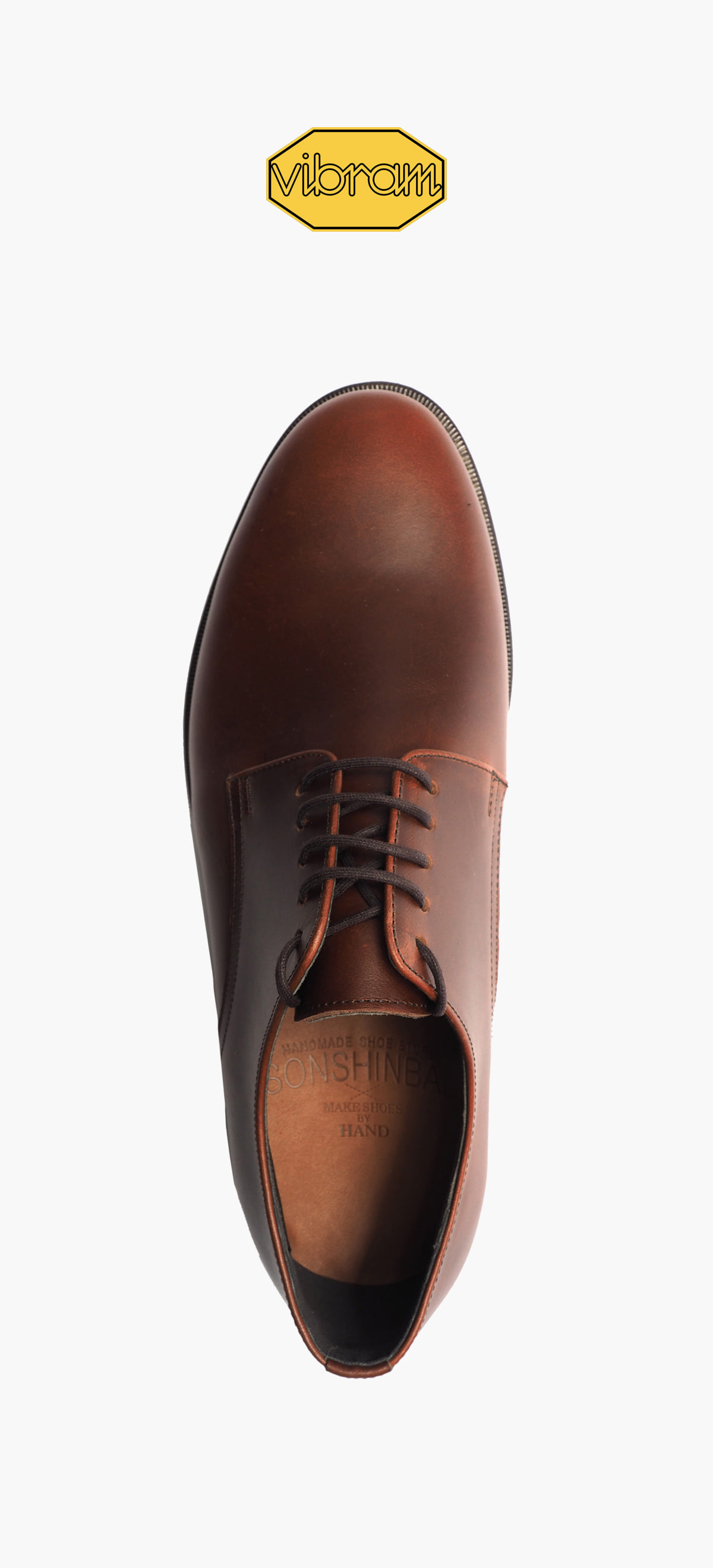 Plain Toe 2054-02 Red Brown Oil Tannage