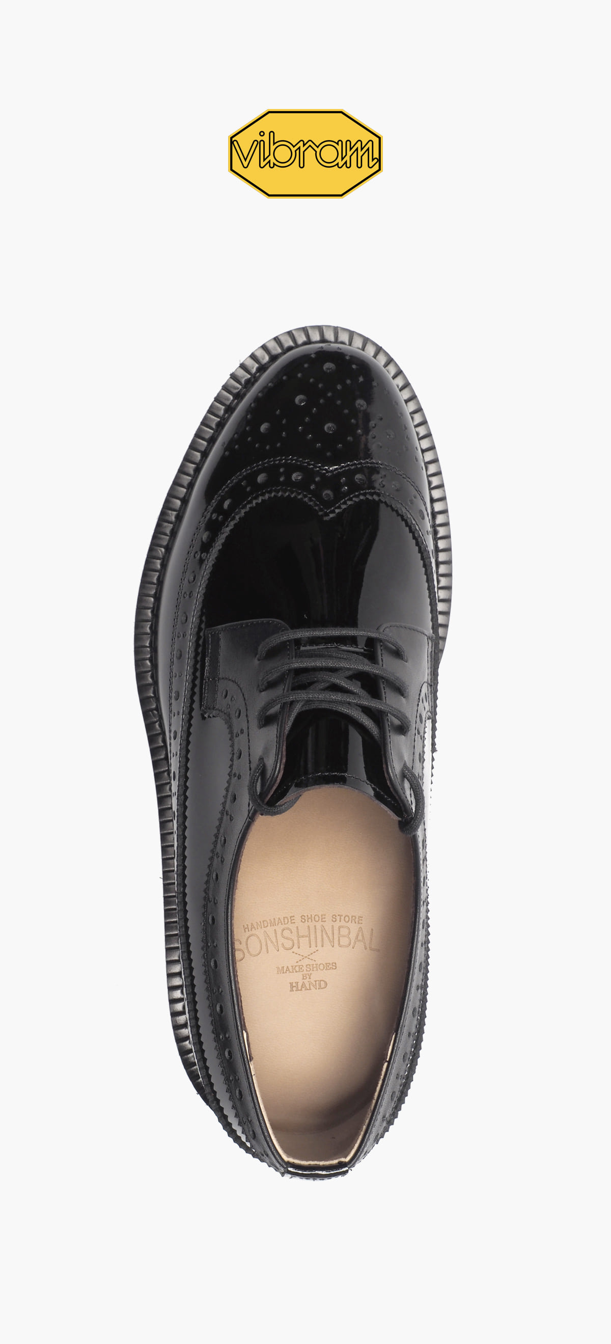 Wing Tip 0027-99 Black Combination