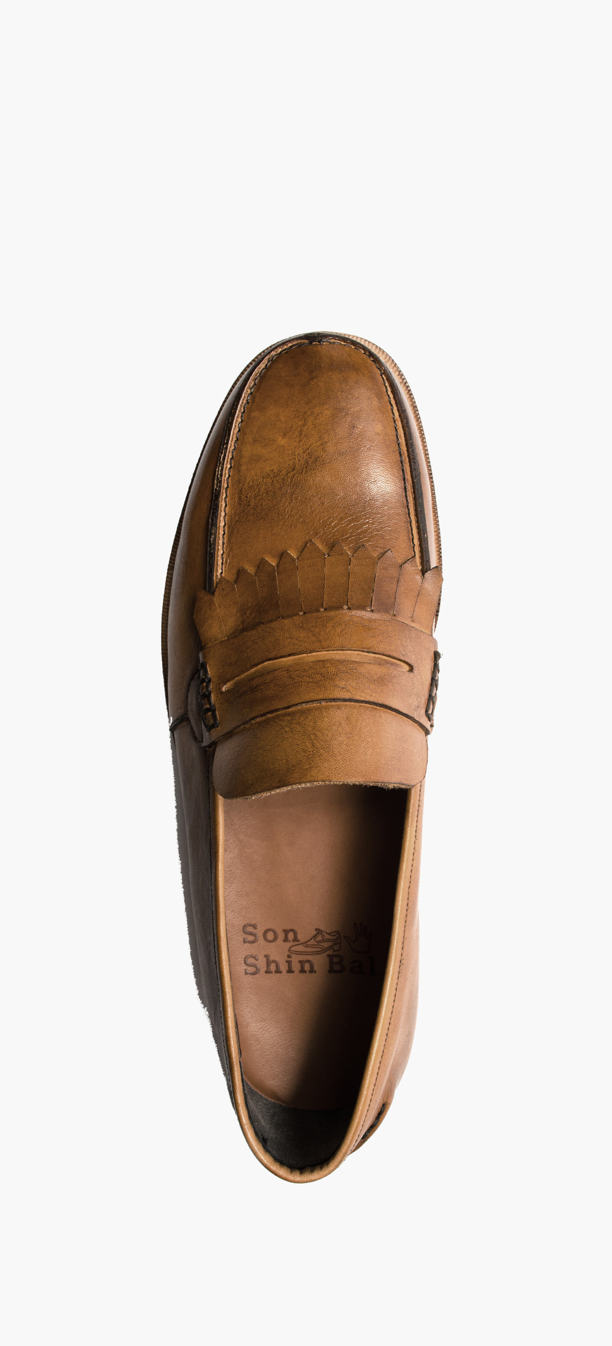 Penny Loafer 2024-13 Brown Tanning