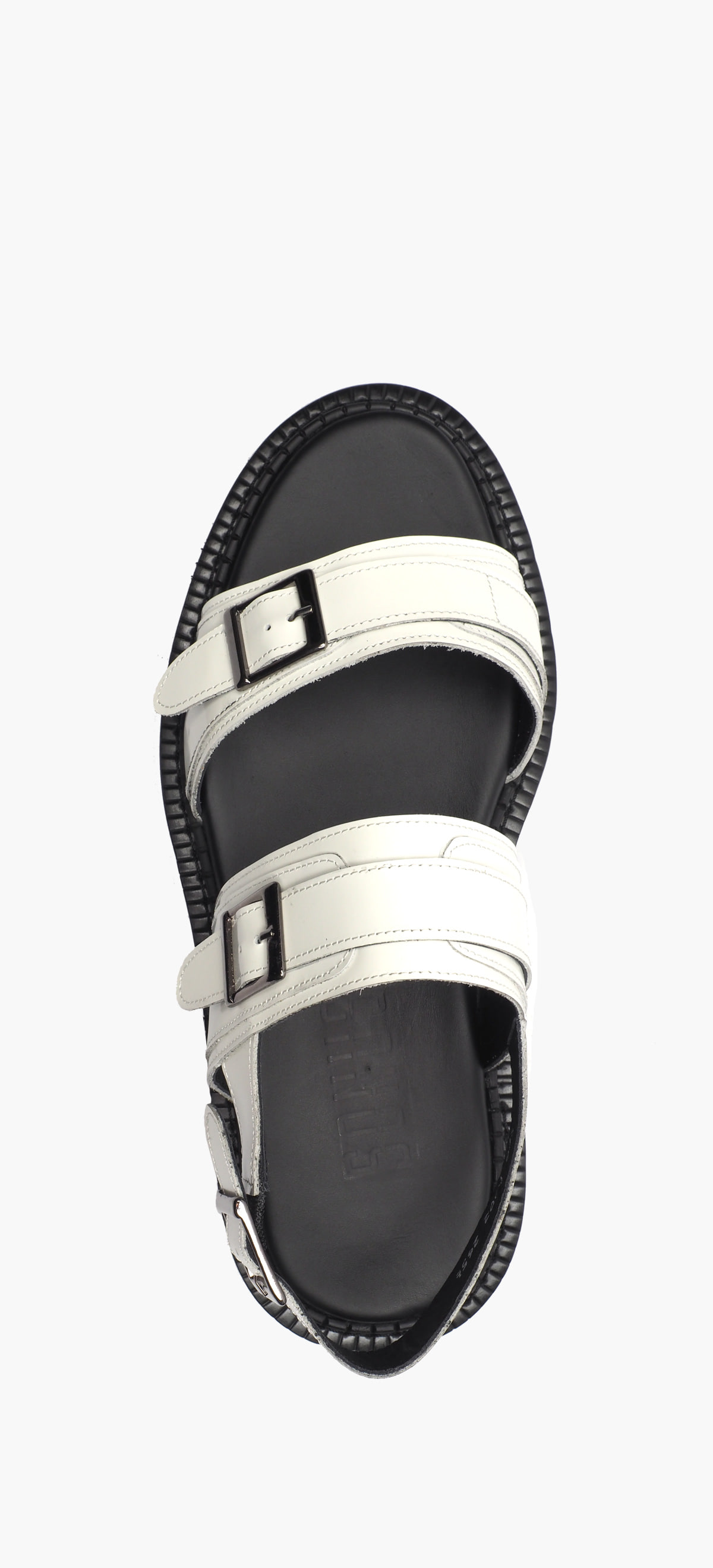 Sandal 0002-02 CR. White Box