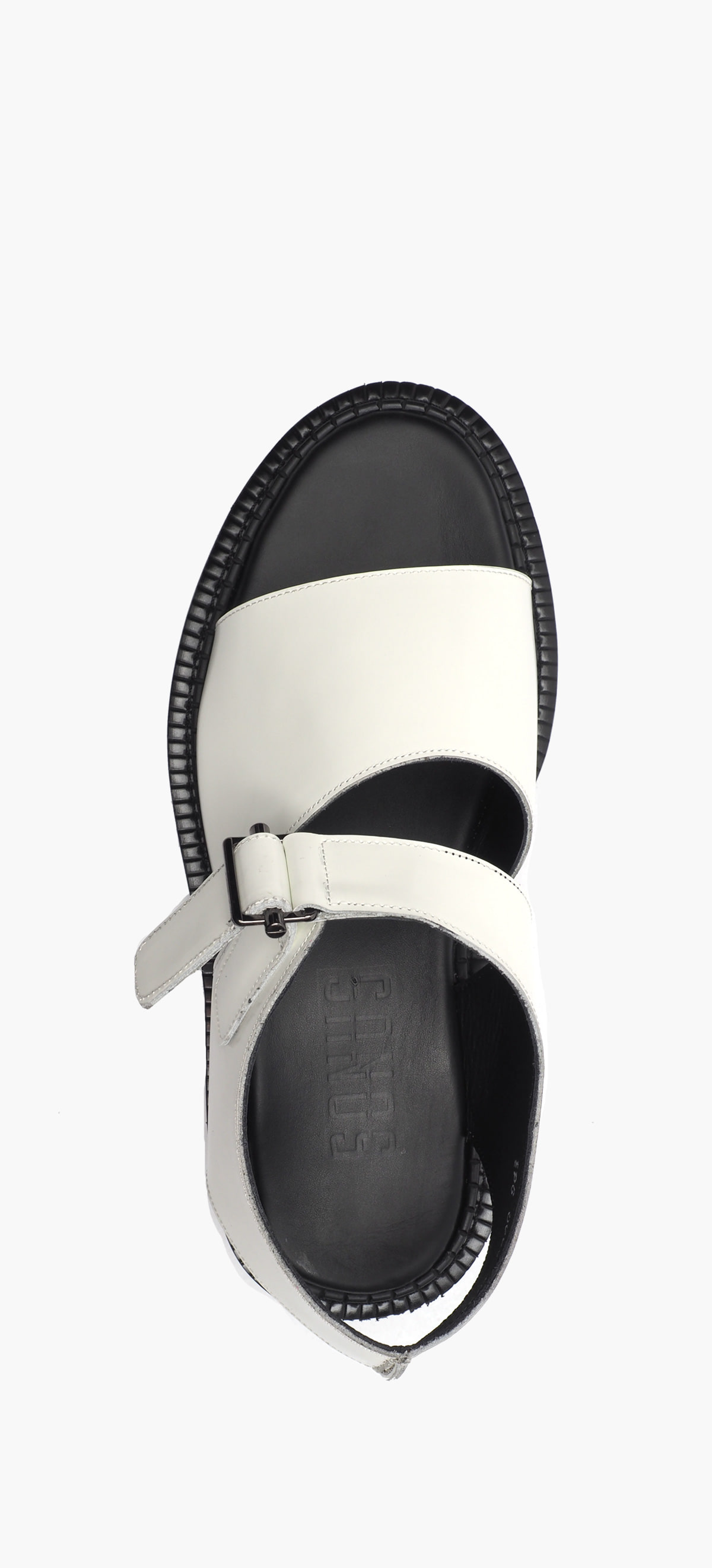 Sandal 0003-02 CR. White Box