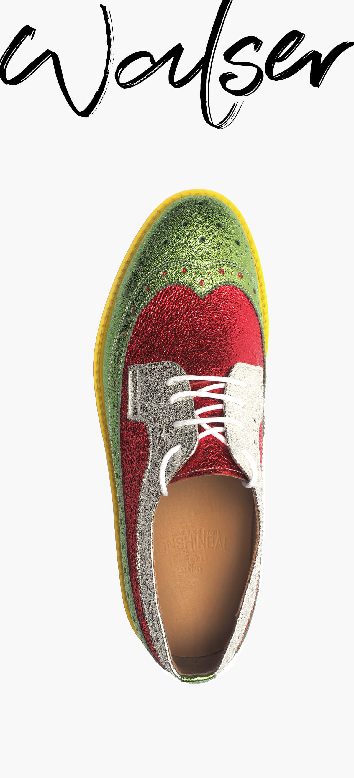 Wing Tip 0027-RW05 Multi Color Perl