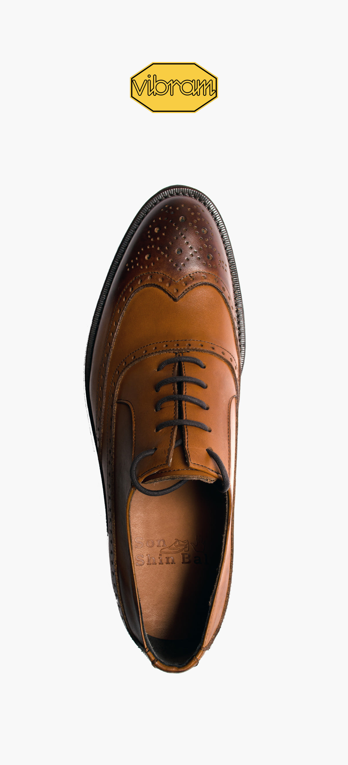 Wing Tip 8011-07 Light Brown-01 Calf