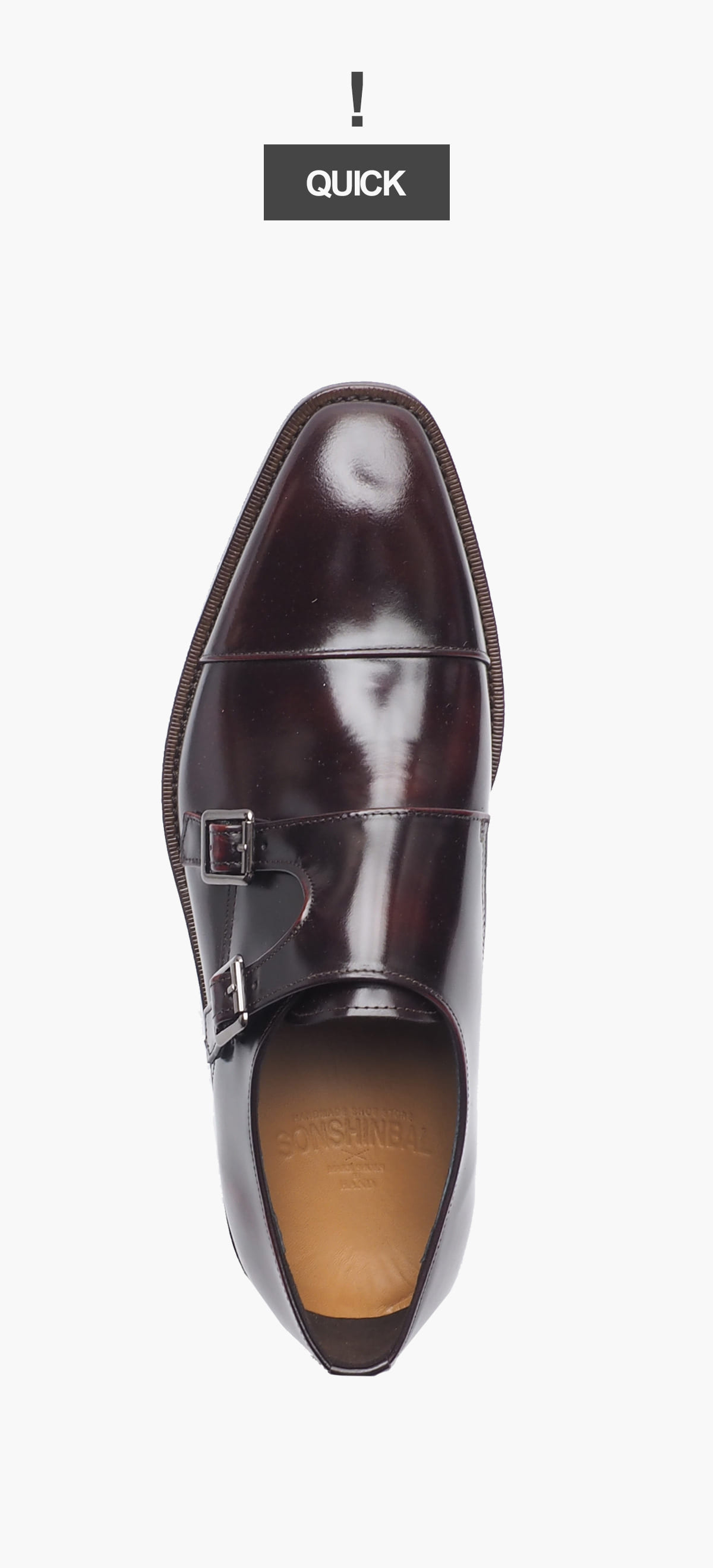 Quick Delivery Monk Strap 8031-07-10% Sale