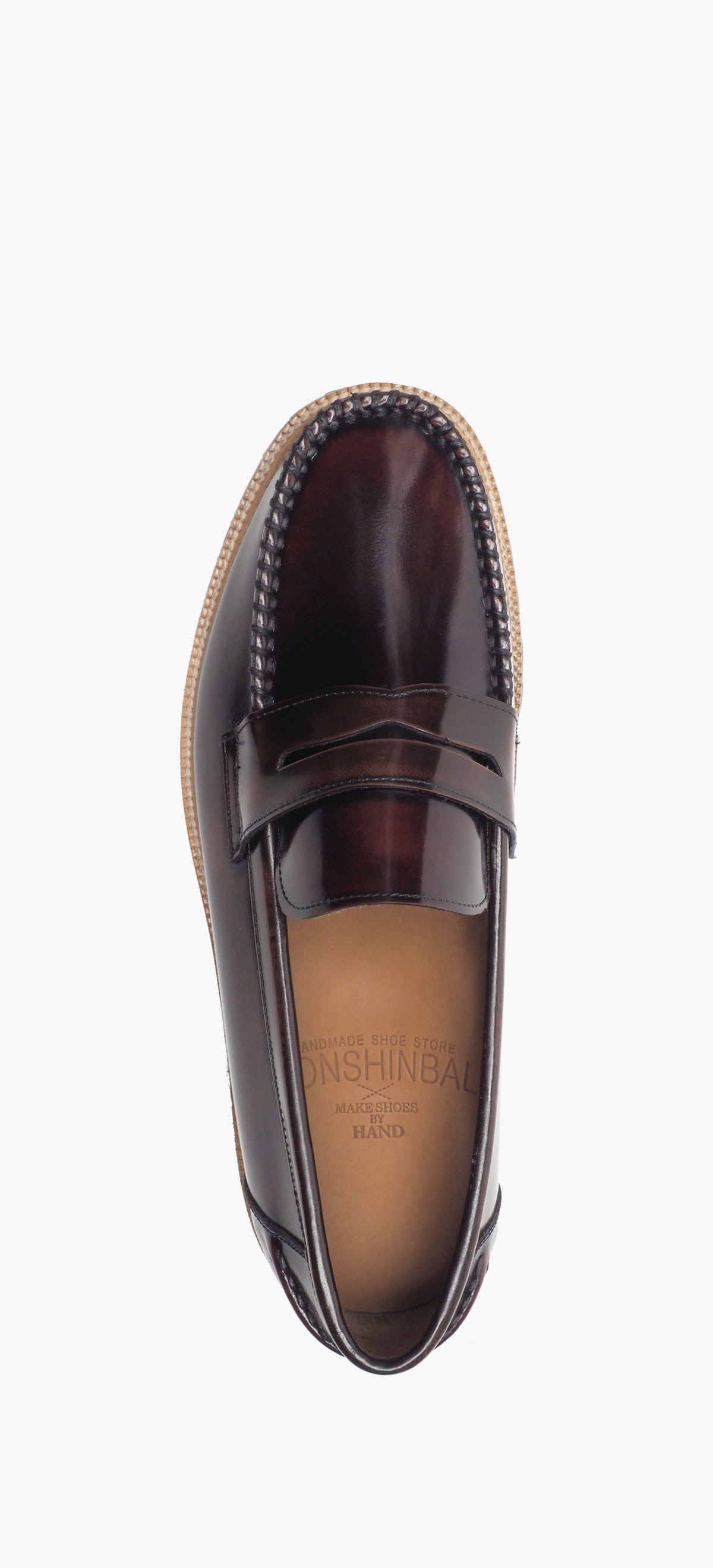 Penny Loafer 2220-07 L.B Two-Tone