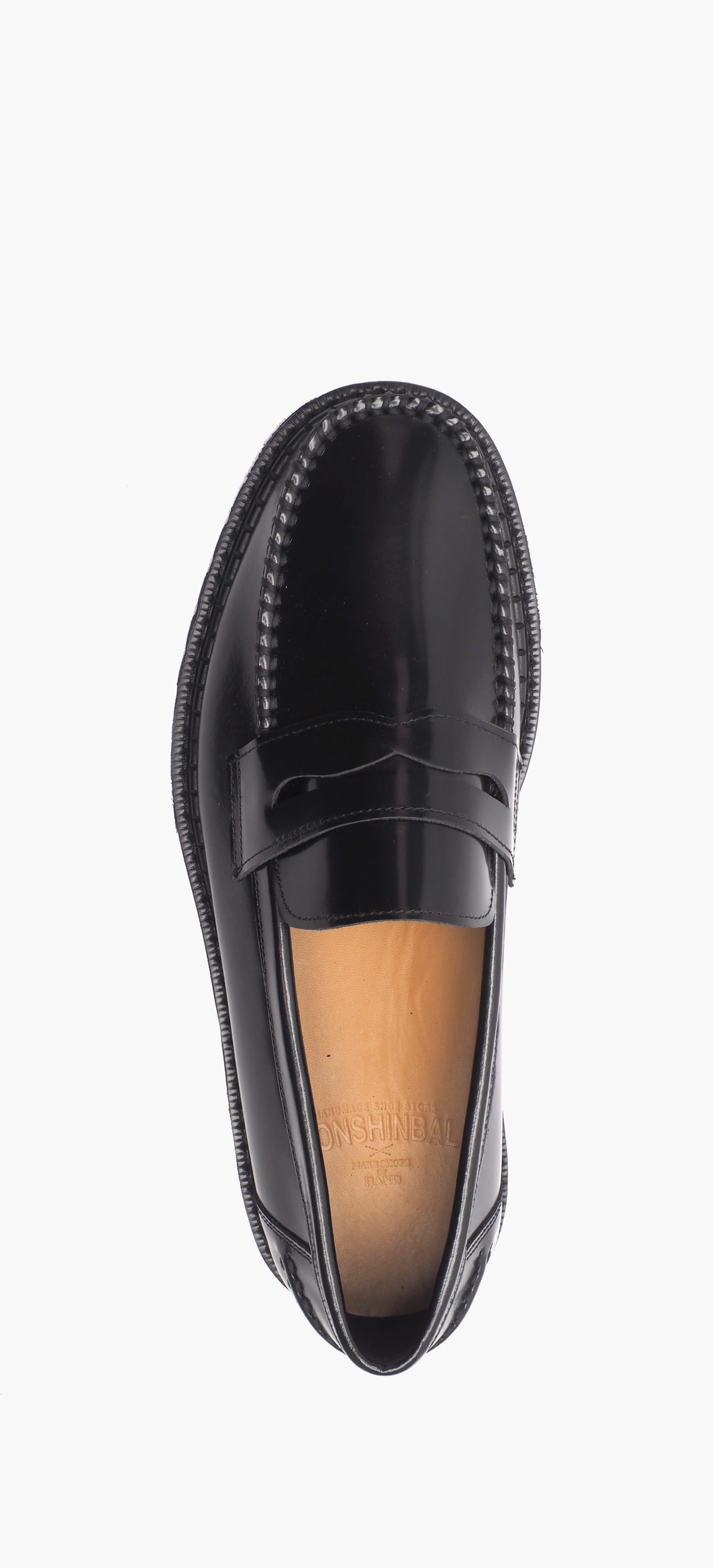 Penny Loafer 2220-08 Black CR Box
