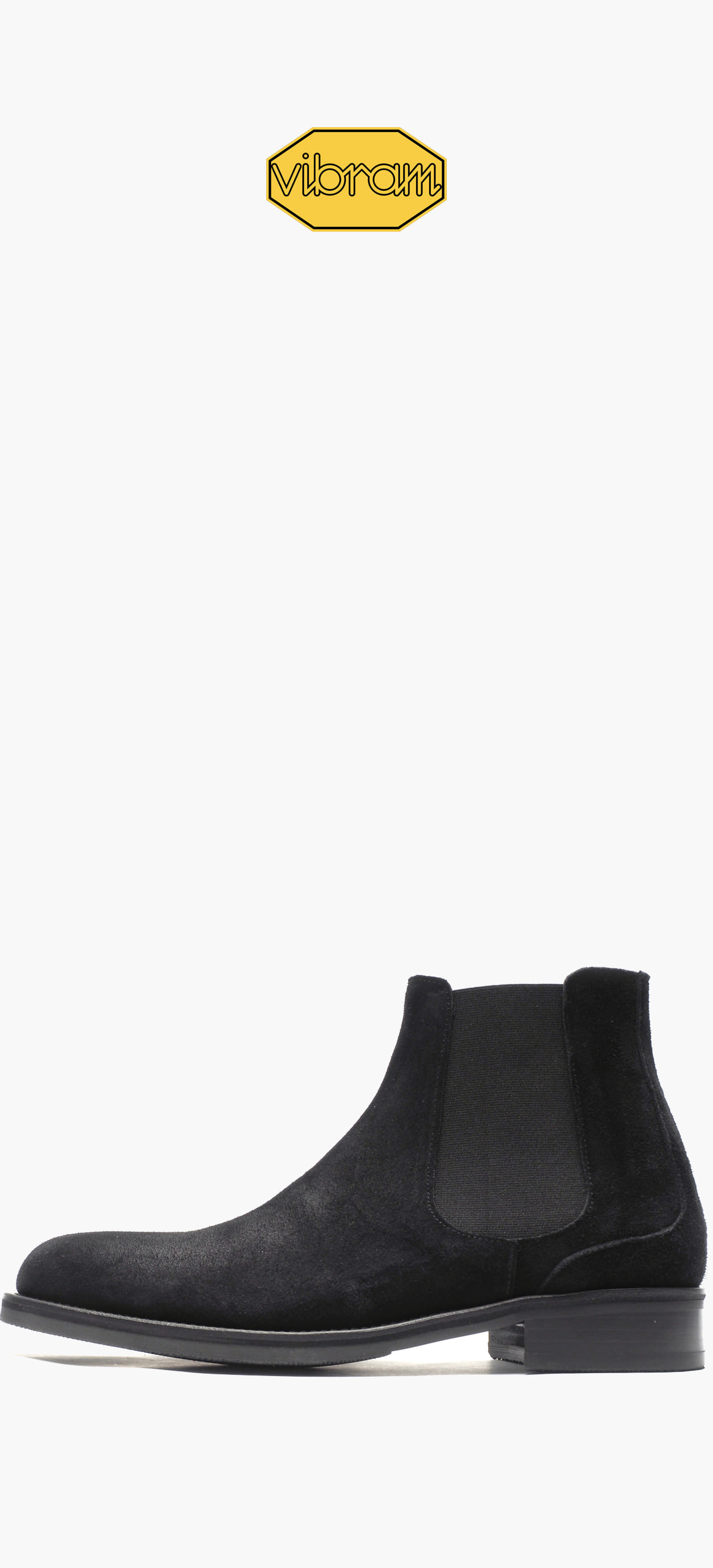 Chelsea Boots 9003-17 Black Suede