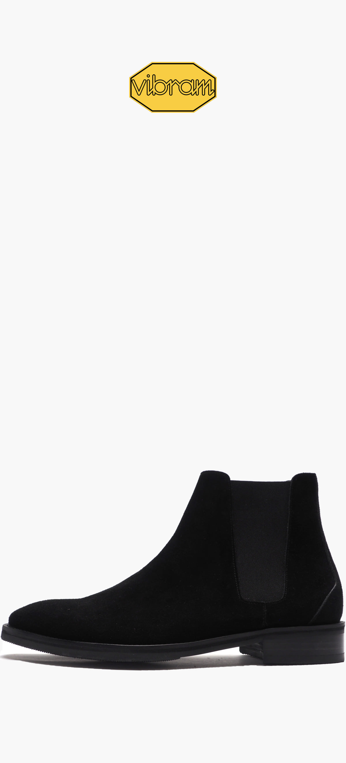 Chelsea Boots 9005-02 Black Suede