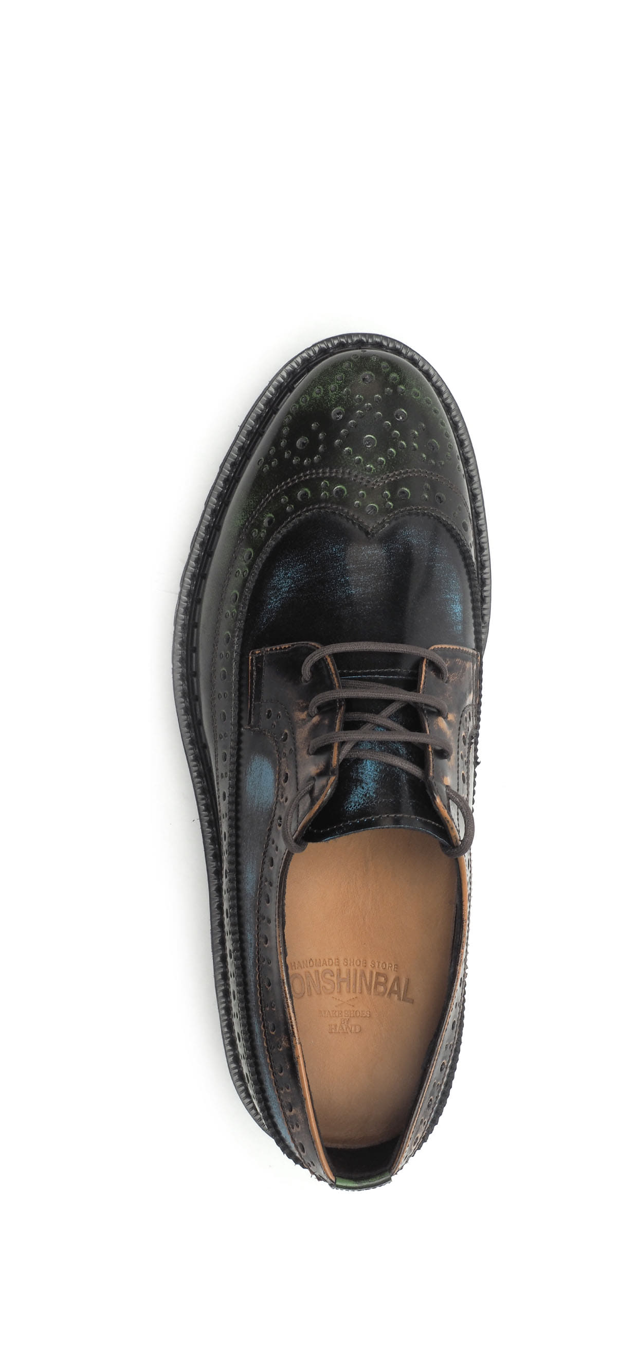 Wing tip 0027-102 Light Green Combination