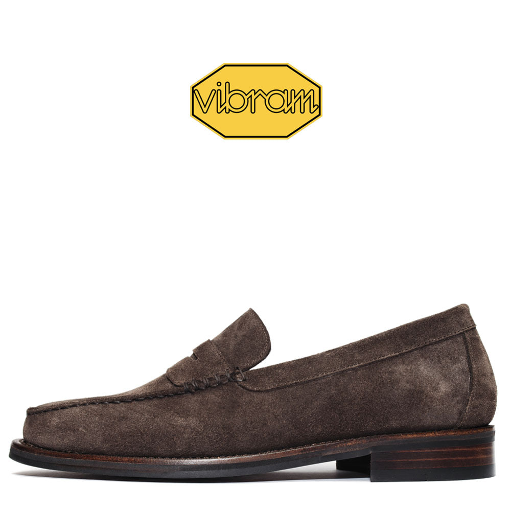 8012-01 / Deep Brown Suede / 2012