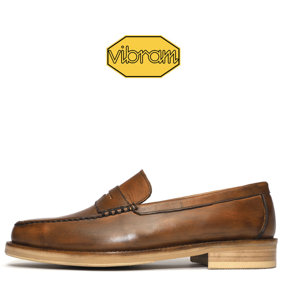 8012-34 / Brown Tanning(Vibram Half Sole Add) / 2012