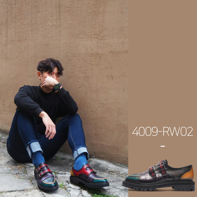 4009-RW02 / Multi Color / Sponge 10 / 002