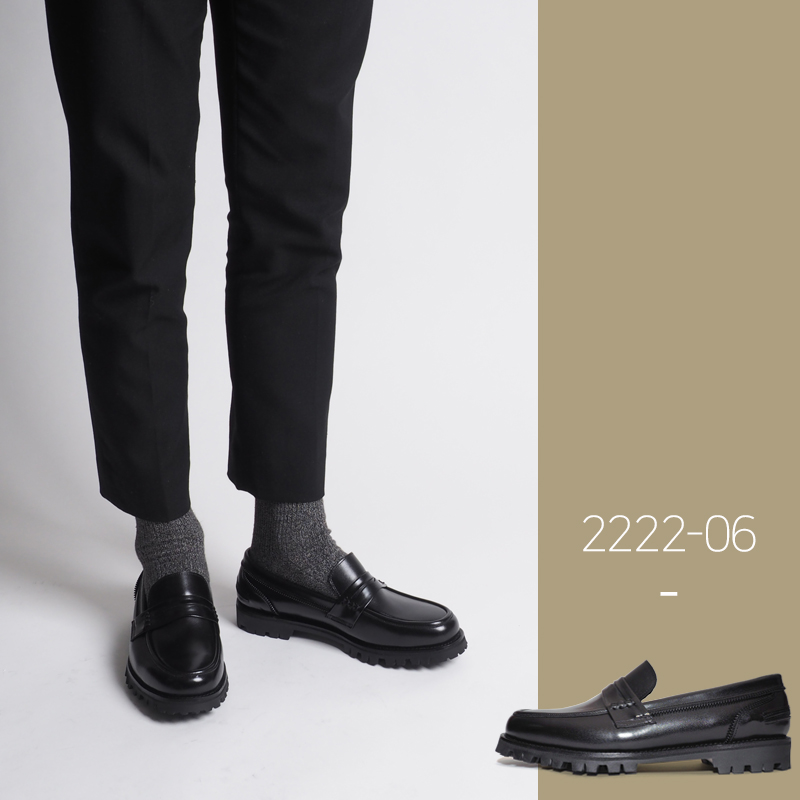 2222-06 / Black Kip / Walker 05 / 2012