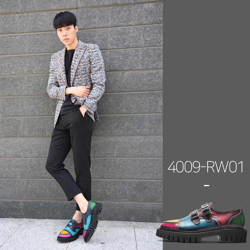 4009-RW01 / Multi color / Sponge 10 / 002